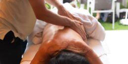 Massages privé sauna