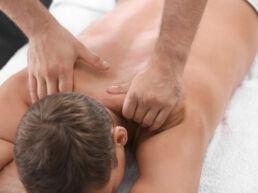 Therapeutische massage - Fibromassage