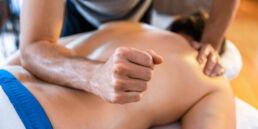 Infrarood sportmassage