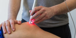 Laser therapie