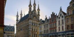 Mobiele massages Leuven