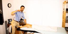 Mobiele massages aan huis