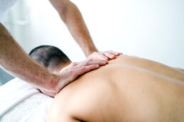 Mobiele massages op verplaatsing en aan huis