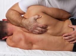 Therapeutische massage - orthomanipulatie therapie