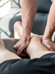 Therapeutische massage - sportmassage