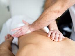 Therapeutische massages